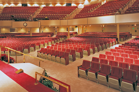 Seating Concepts Worship Theatre Seats